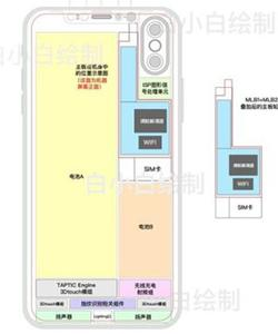 Iphone 8 des premi res photos en provenance de chine for Interieur iphone x