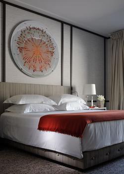 La Villa Maïa compte 29 chambres et 8 suites.