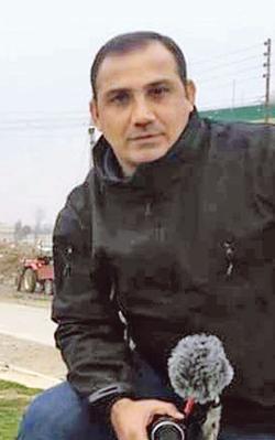 Bakhtiyar Haddad. Journaliste et fixeur kurde irakien, il travaillait depuis quatorze ans pour les reporters étrangers en déplacement en Irak.  » Lire son portrait