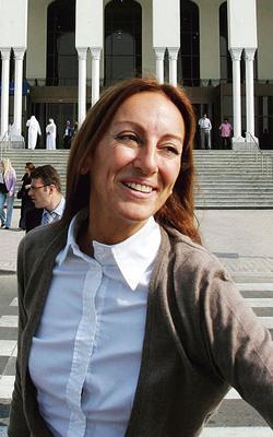 Véronique Robert. Collaboratrice d' Envoyé spécial sur France 2, elle venait de signer pour Paris Match une enquête sur les djihadistes français en Irak.  » Lire son portrait