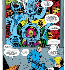Le dessin pop de Jack Kirby