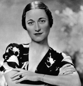 Wallis Simpson à l'automne 1936.