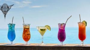 LeCloud 9 offre une large sélection de cocktails.