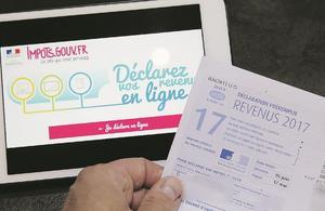 Impôts sur le revenu : les aides pour la déclaration en ligne se multiplient