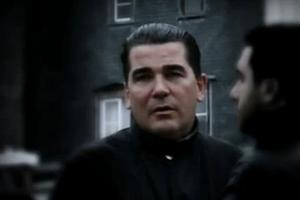 Frédéric Chatillon dans une capture d'écran du documentaire «La Face cachée du nouveau front».