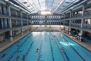 Les meilleures piscines de paris for Piscine rue de pontoise