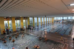 Les meilleures piscines de paris for Alfred nakache piscine