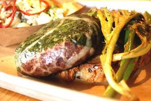 Le «T.rex burger».