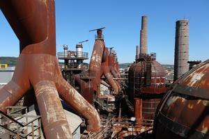 Le site industriel s'étend sur près de 6 hectares. (Crédit: Klaus Nahr/ Flickr/CC)