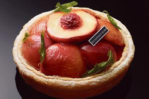 Les nouvelles tartes «exubérantes» de Claire Damon chez Des Gâteaux etduPain.
