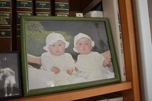 Les jumelles, Valentina et Fiorella. Crédits photo: Caroline Piquet