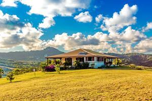 Le Domaine de Puyferrat en Martinique.
