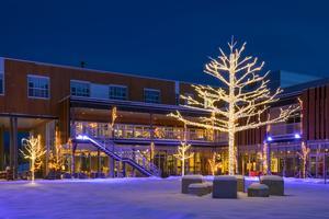 A Baie-Saint-Paul, le Germain Charlevoix, un lieu original et chaleureux.