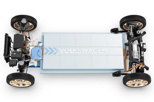 Une nouvelle plateforme MEB dédié aux véhicules électriques.