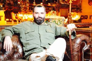 Les œuvres de l'homme d'affaires et peintre libanais Michel Éléftériadès sont menacées de destruction par la justice.