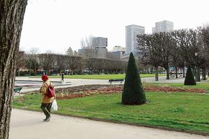 Le parc de Choisy.