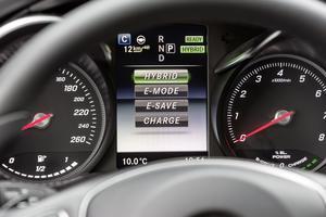 Le conducteur dispose de quatre programmes de conduite.