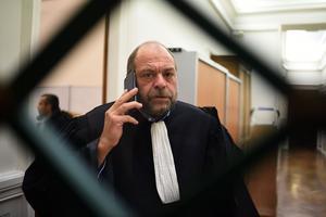 Me Eric Dupond-Moretti, avocat de Te Lu