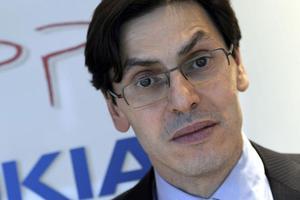 Le directeur général adjoint de l'Ifop, Frédéric Dabi. ©AFP