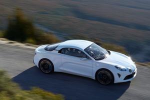 La future A120 sera conçue autour d'un châssis en aluminium.
