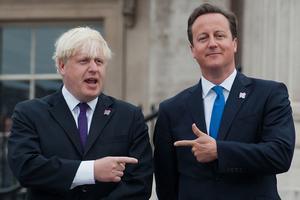 Comme David Cameron, de deux ans son cadet, il est passé par les prestigieux Eton College et Oxford.
