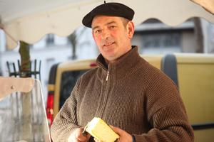 Dégustation de fromages avec Daniel l'Auvergnat