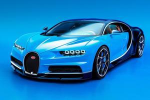 Fantasme sur 4 roues, la Bugatti Chiron revendique une puissancede 1500 ch et une vitesse de 420km/h.