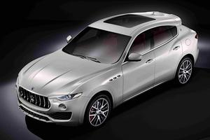 Avec la Levante, Maserati se place en rival des SUV Porsche.