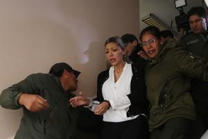 Gabriela Zapata est soupçonnée d'«enrichissement illicite» et de «complicité de trafic d'influence».