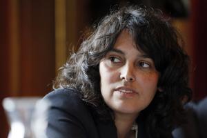 En 2012, Myriam El Khomri est adjointe au maire de Paris, chargée de la sécurité et de la prévention