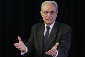 Le député LR Bernard Debré