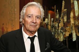 L'acteur Pierre Arditi