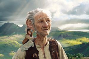 <i>Le Bon Gros Géant</i> par Steven Spielberg, sur les écrans le 20 juillet 2016.