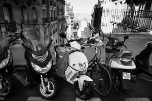 Le Cityscoot se trouvera de préférence sur les parkings réservés aux deux-roues.