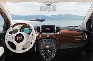 Fiat 500 Riva, déclinaison maritime
