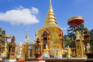 Temple du Grand Palais de Bangkok (S.Fautré/Le Figaro Magazine)