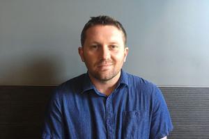 Shawn VanDiver, jeudi, à San Diego.