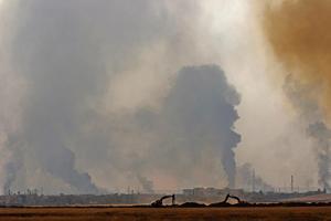 Les combats aux alentours de Mossoul font rage.