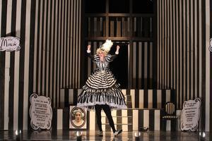 <i>Les Chevaliers delaTable ronde</i>,opéra-bouffe de Louis-Auguste-Florimond Ronger dit Hervé.