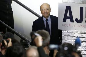 Alain Juppé a reconnu sa défaite et tiré sa révérance en annonçant qu'il allait se concentrer sur sa tâche de maire de Bordeaux.