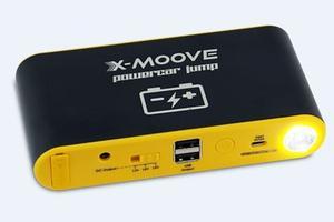 X-Moove: maxi puissance en format de poche.