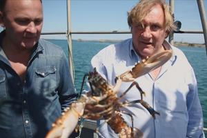 Gérard Depardieu dans «À pleines dents».