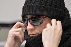 Sergueï Filine a failli perdre totalement la vue dans cette agression à l'acide.