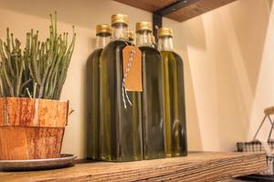 Huilve d'olive chez Clover Shop.