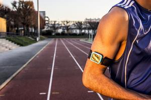 Le K'trach Athlete est destiné à la mesure du taux d'acide lactique.
