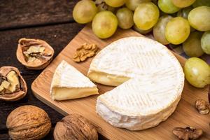 Le camembert fait partie des 5 fromages préférés des Français.