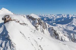 Le sommet du pic Blanc (Laurent Salino)