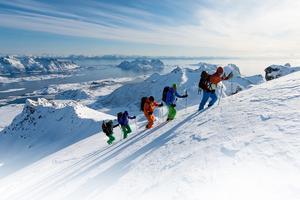 Somptueux panoramas (S. Hjornevik)