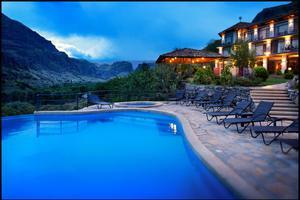 Le Vardzia Resort.