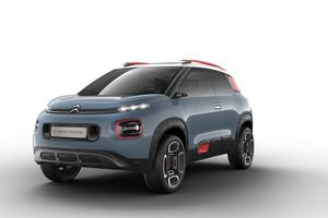 Citroën C-Aircross concept.